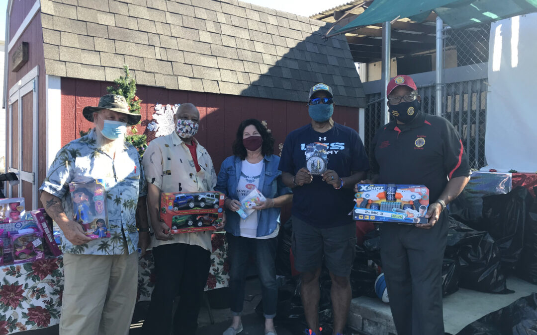 San Diego Community Assist to Help Bring a Merry Christmas to the San Diego Area